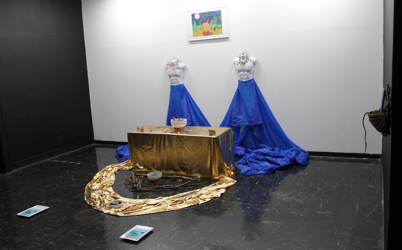 VCUarts Anderson Gallery, Richmond, VA