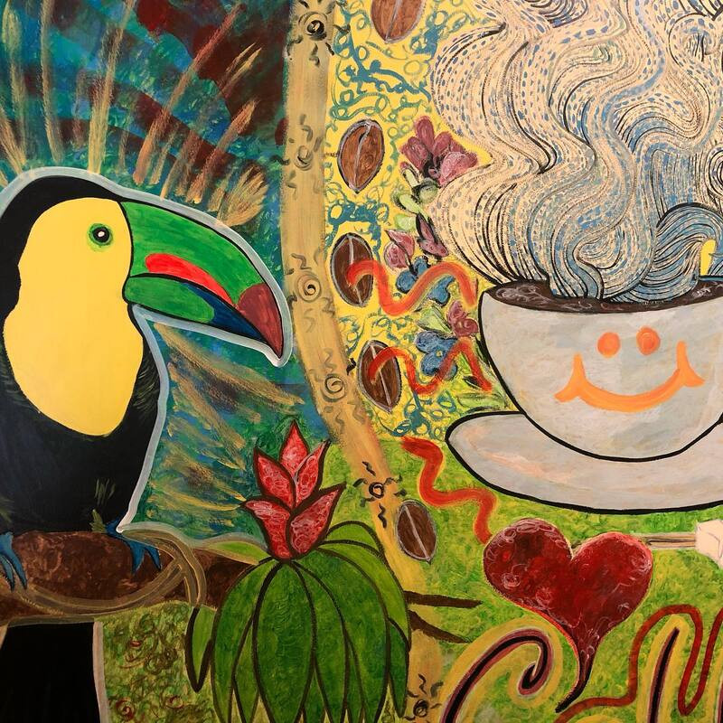 Coffee (From Rainforests to Café du Sole