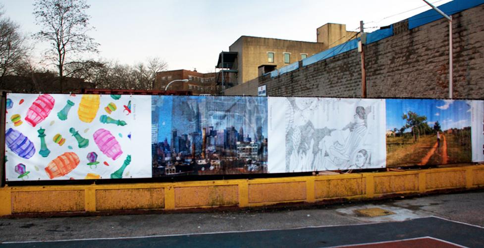 Langston Hughes Houses, Brooklyn, NY