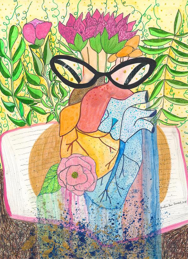 Book Love Flourishing Christine Sloan St