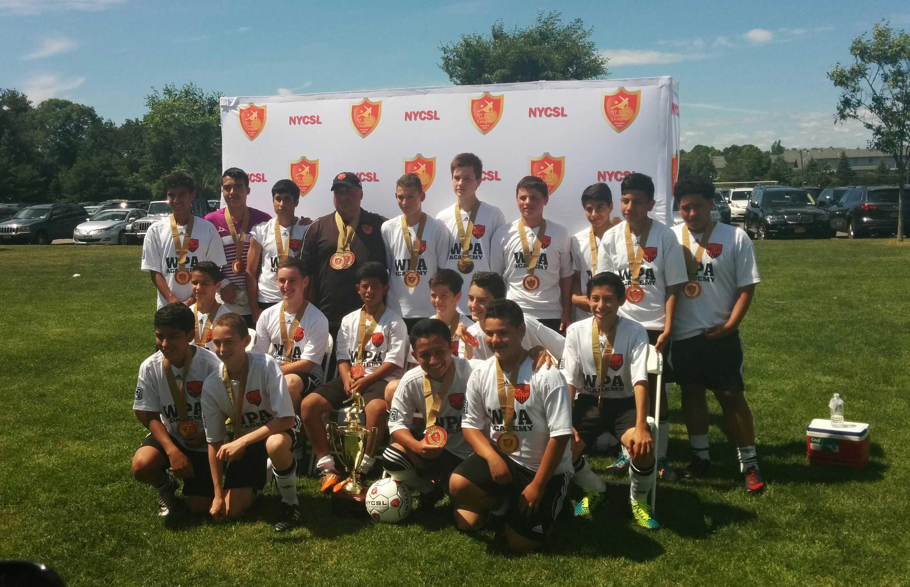 NY Cup Silver Champion