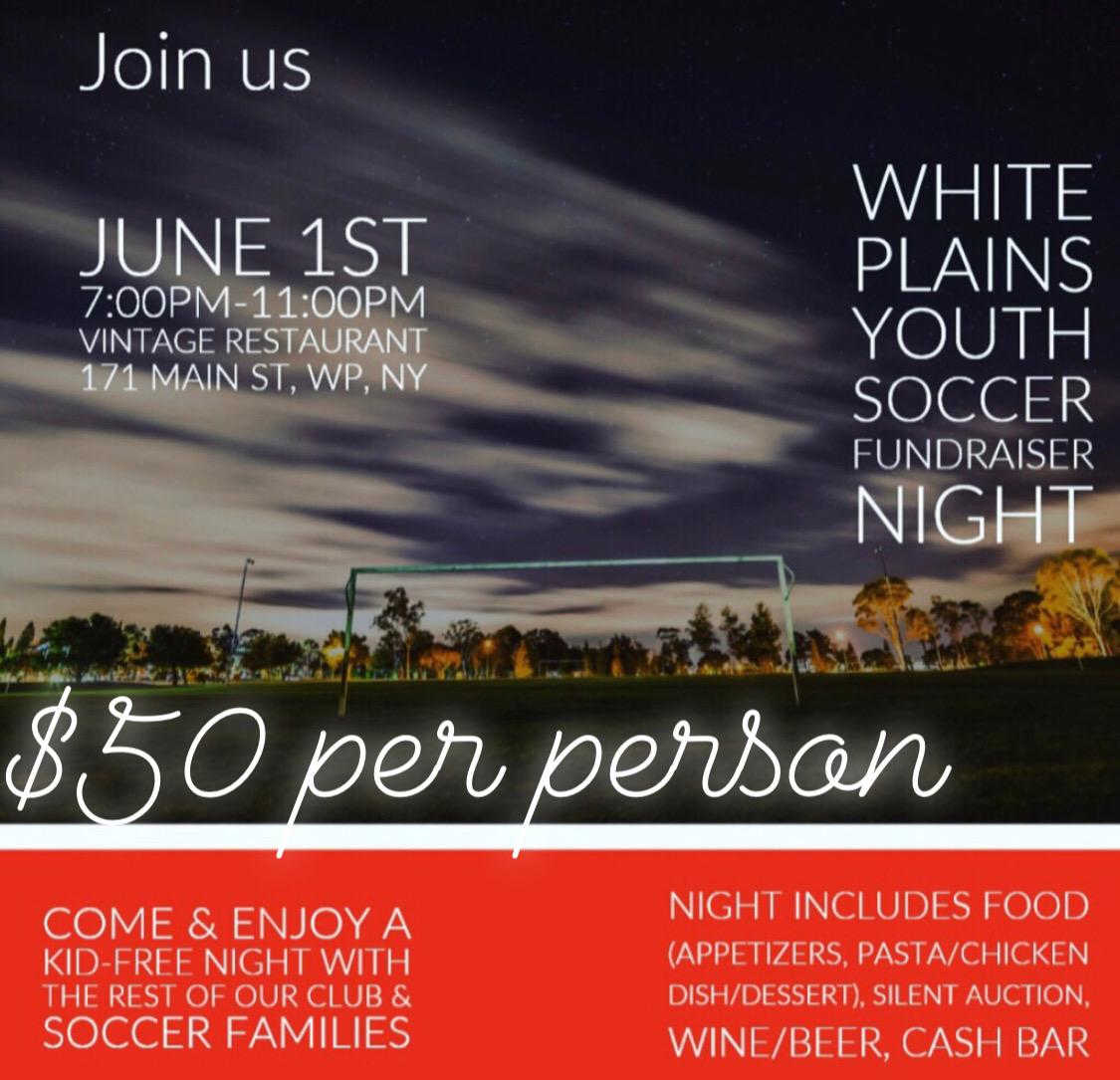 WPYSA Fundraiser