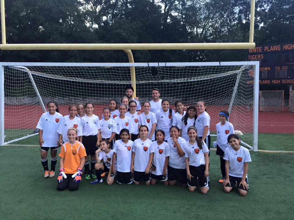 White Plains United 04 and Orange 05