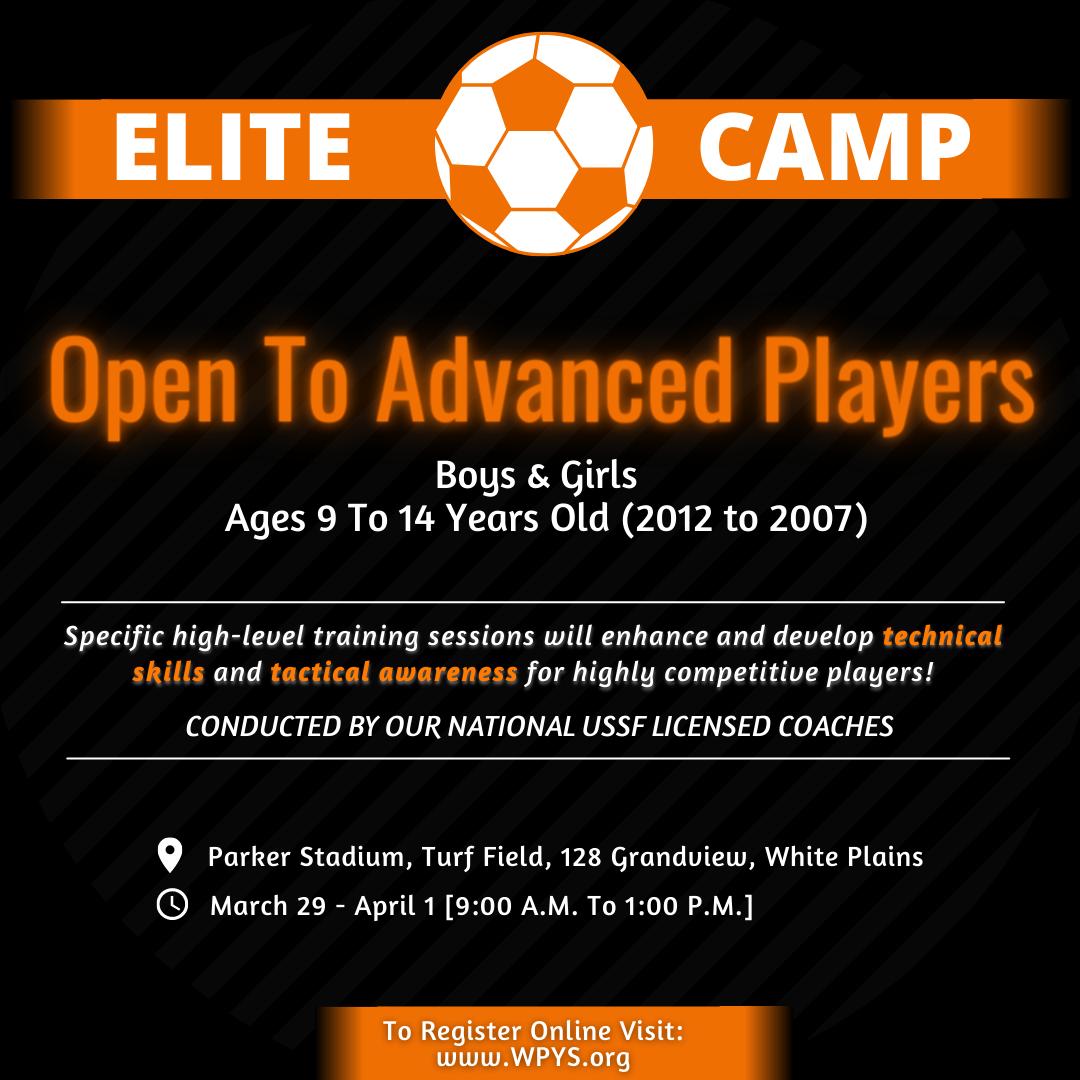 Elite Spring Camp