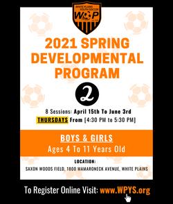 Spring 2021 Developmental Program #2