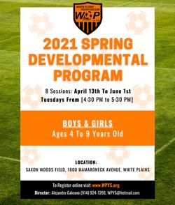Spring 2021 Developmental Program