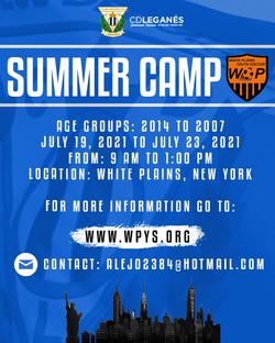Leganes Summer Camp