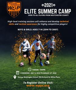 SUMMER 2021 Elite Camp