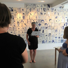 Atelier Dora Varkonyi Silent Writing Sal