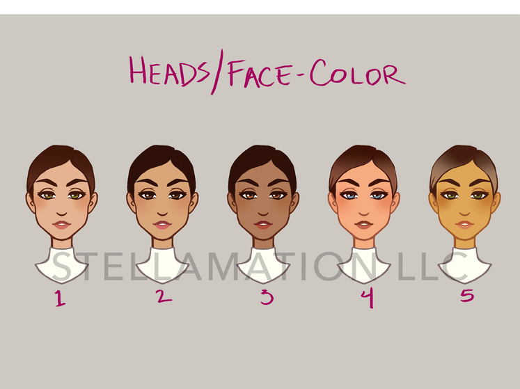 Skin Tone & Color Pass