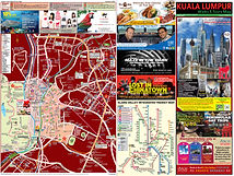 KL Walks & Tours Map