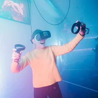 VR is Amazing