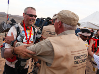 Marathon des Sables: Your success depends on the following five things