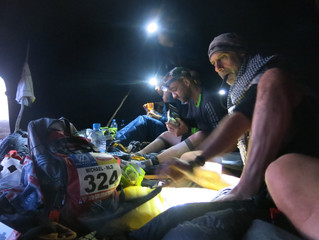 Marathon des Sables 2015 Post Race Report: The Perfect Storm Part 3
