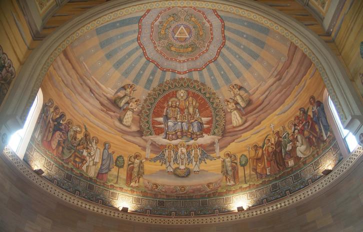Holy Trinity Catholic Church 1