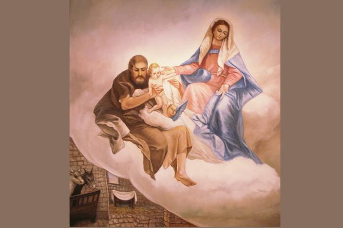 Saint Hedwig Ceiling 2