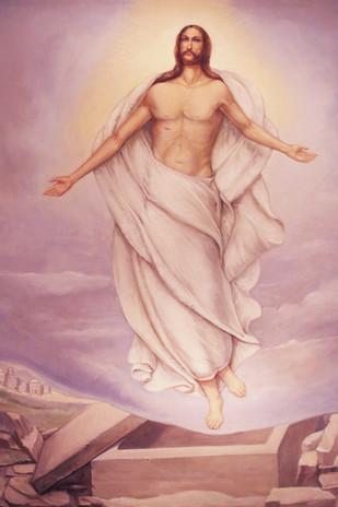 Saint Hedwig Ceiling 1