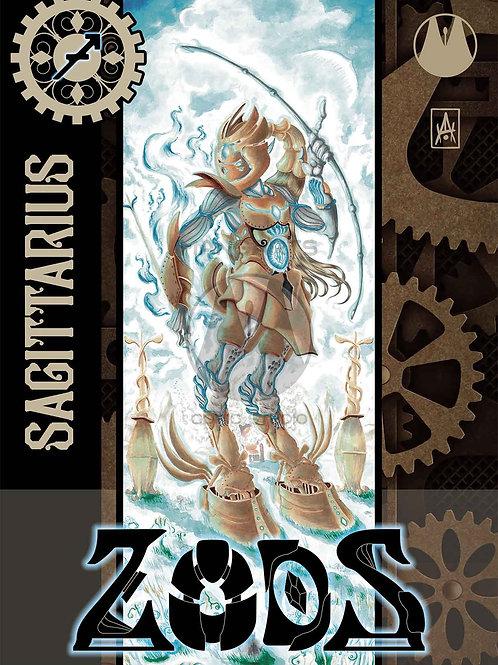 Print ZODS A3 - SAGITÁRIO