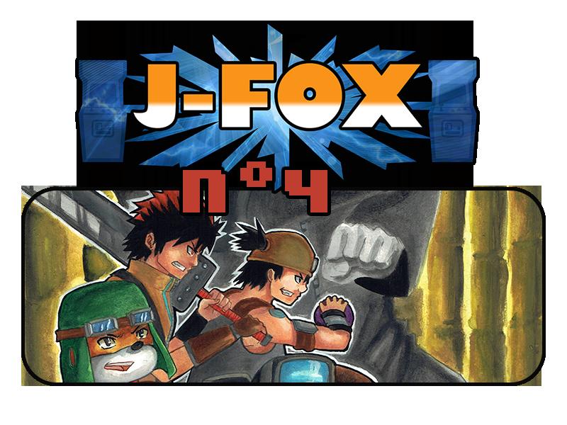 J-FOX Nº4!!
