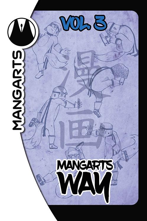 MANGARTS WAY Vol.3