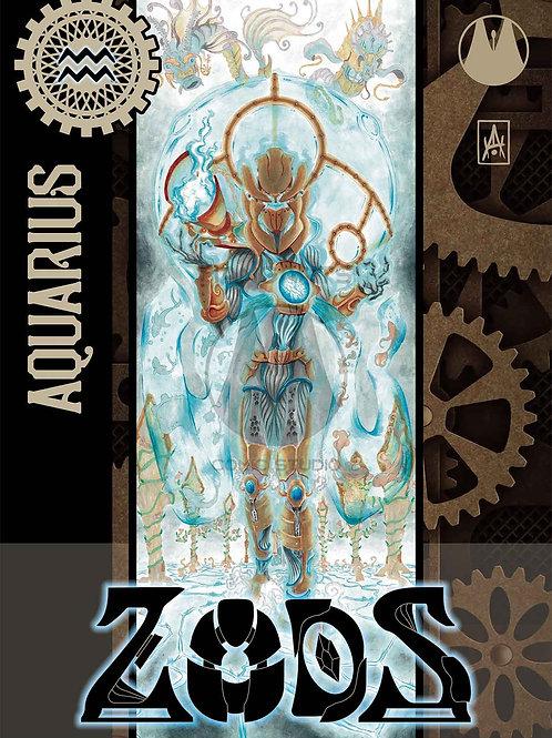 Print ZODS A3 - AQUÁRIO