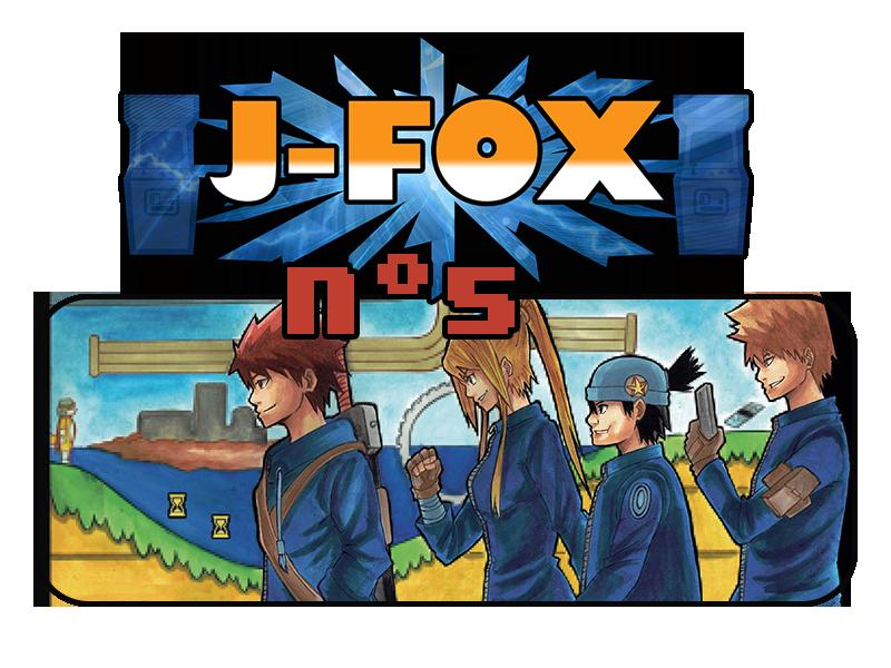J-FOX Nº5!!