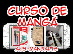 CURSO DE MANGÁ!!