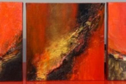 Fiery Love Set