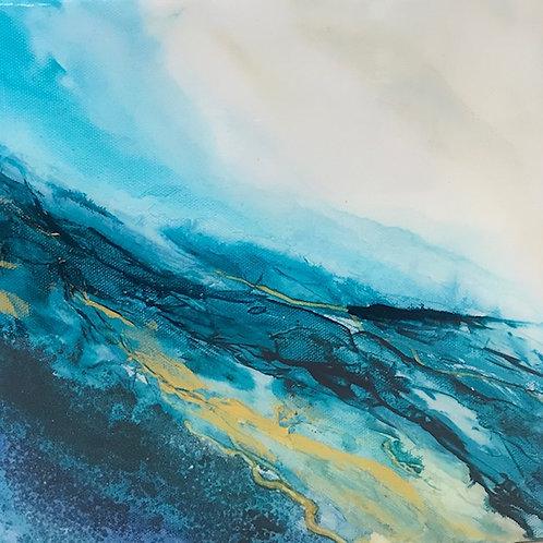 Ocean Series #6 8X8
