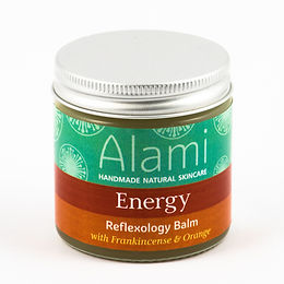Energy Reflexology Balm with Frankincense & Orange