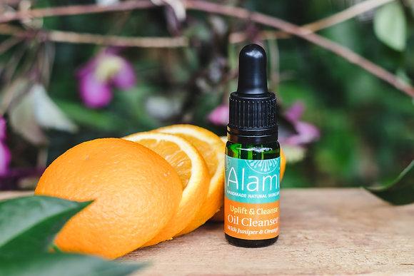 Mini Uplift & Cleanse Cleansing Oil with Juniper & Orange