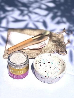 Cleanse & Glow Face Mask Blending Kit