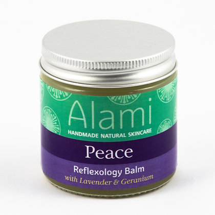 Peace Reflexology Balm with Lavender & Geranium