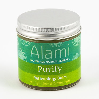 Purify Reflexology Balm with Juniper & Grapefruit