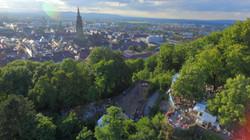 Der Freiburger Schlossberg