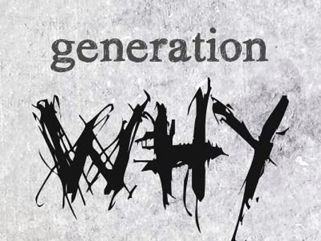 Generation Why & Chasing Earhart