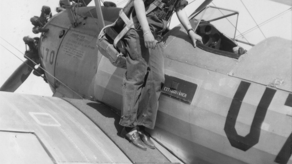 Women Airforce Service Pilots: A Conversation with Bee Haydu (ICON Series)