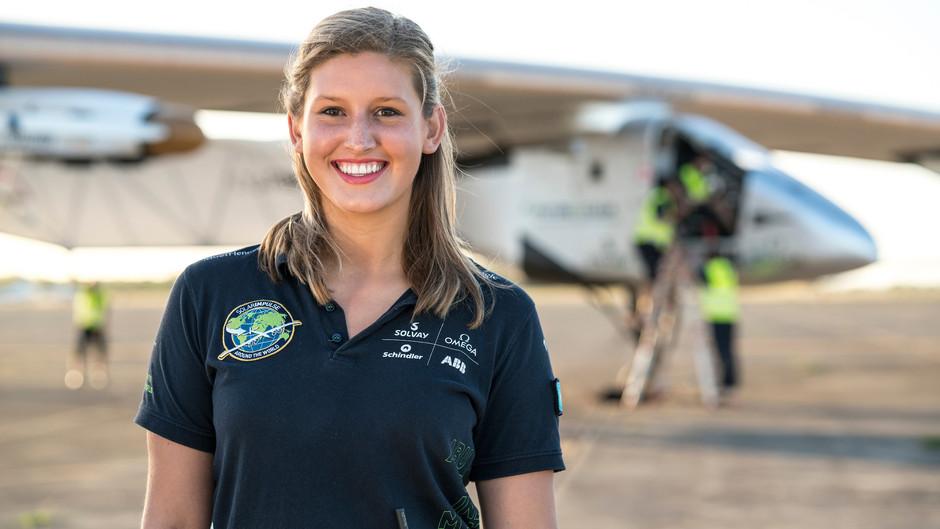 Solar Impulse: A Conversation with Paige Kassalen