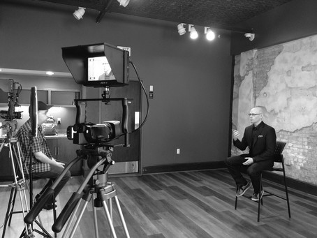 The Project Travels to Wichita for Brad Meltzer