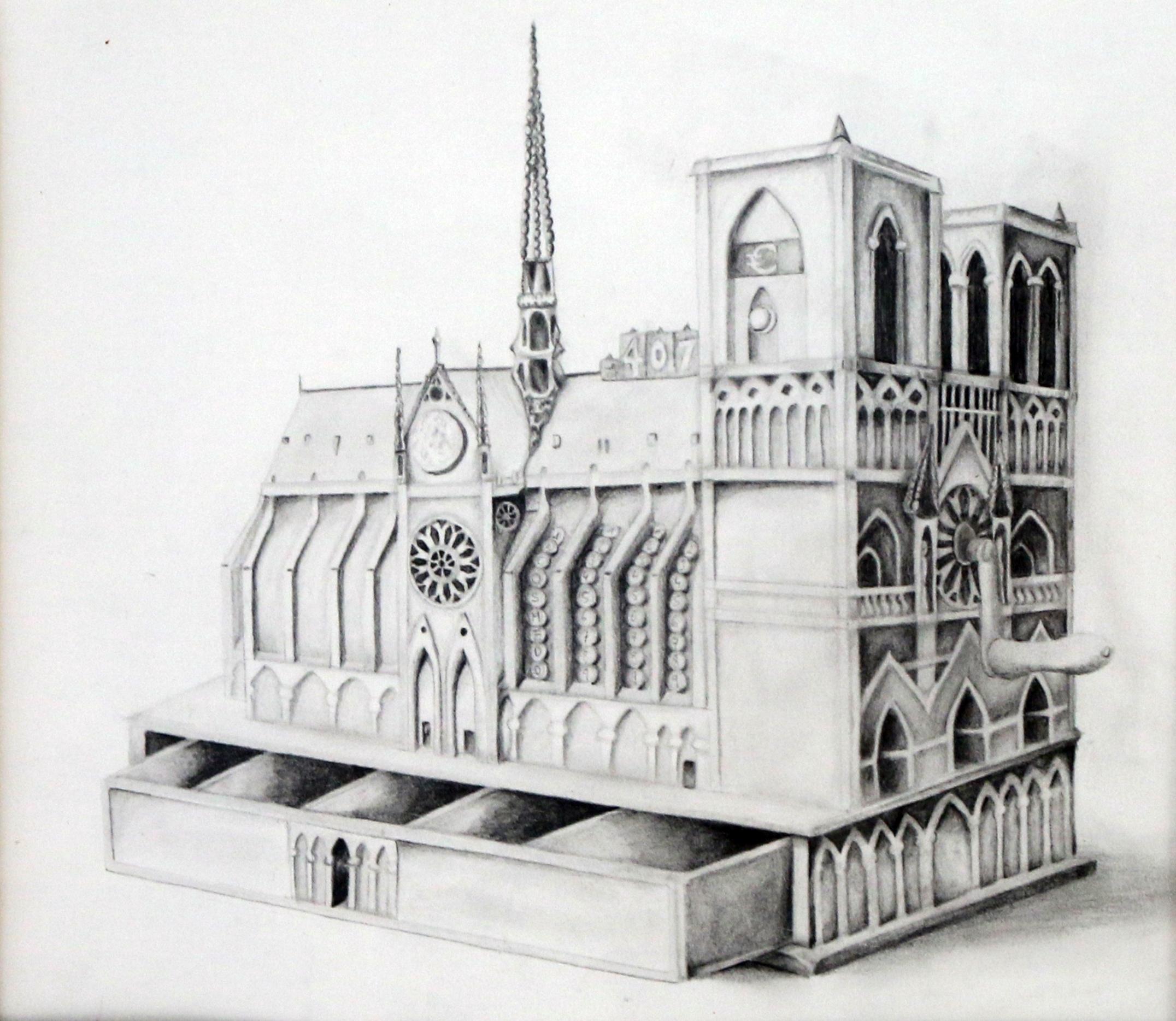 Registrierkasse Notre Dame