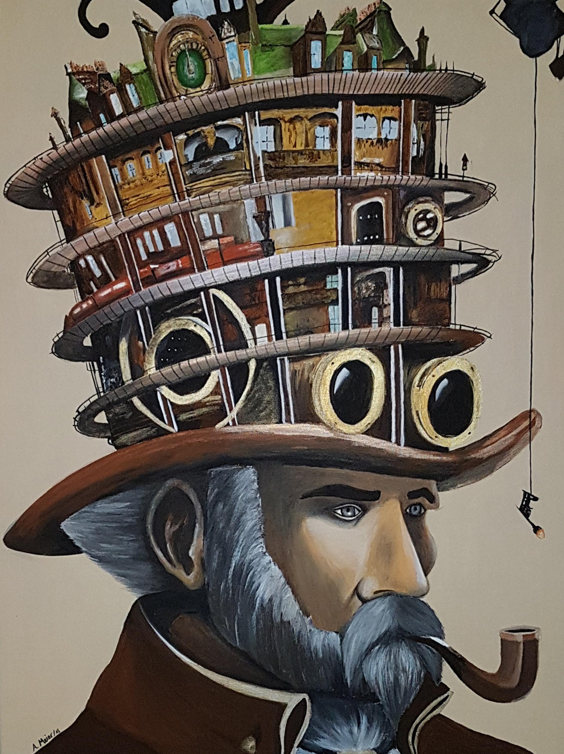 Der Welten Hut