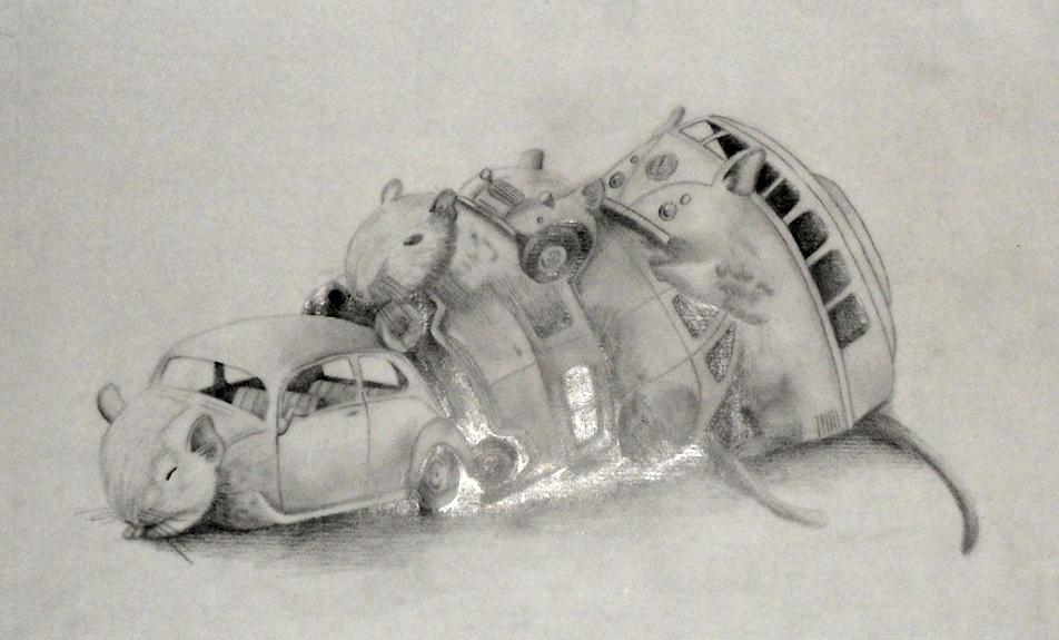 Mäuse VW