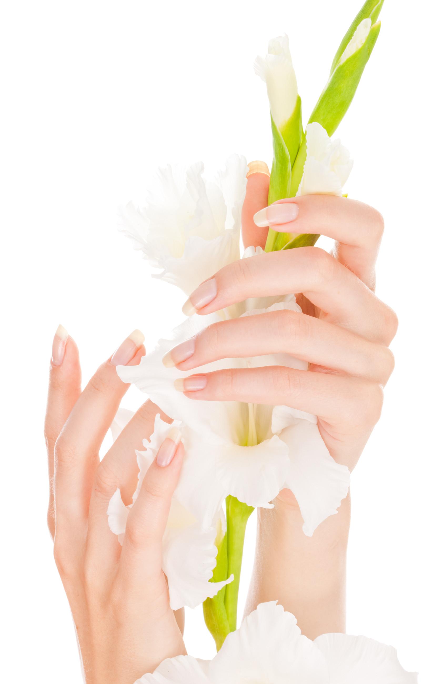 Natuurlijke nagels lakken
