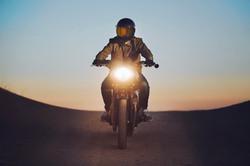 Malibu, Triumph Motorcycle