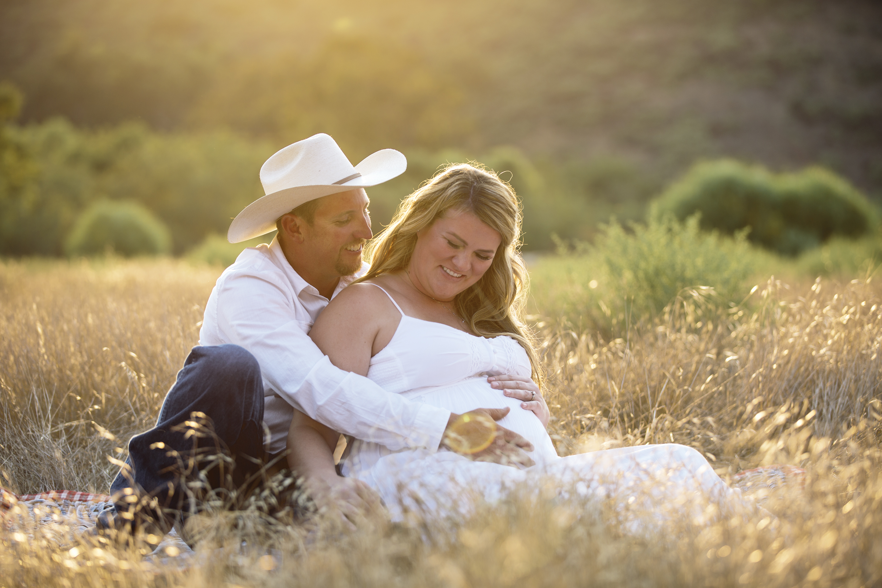 maternity couple photography