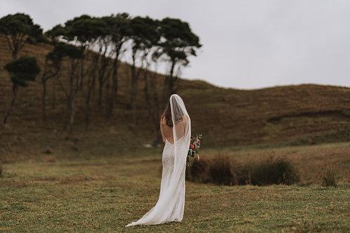 Single Layer Veil
