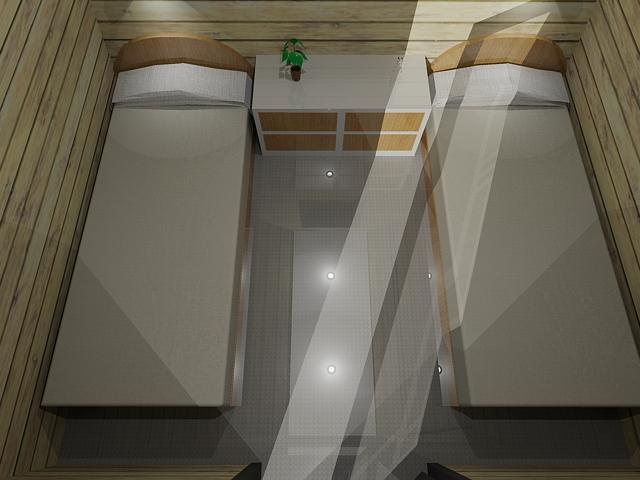 Ooty S interior 9