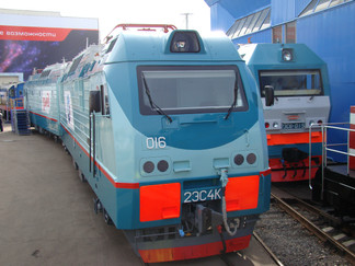 RZD to Buy 450 Locomotives in 2017 at 1 B USD
