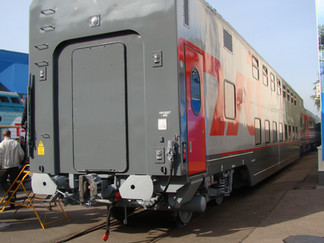 TVZ to Supply 106 Double-Deckers to FPC by 2018