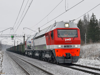 Sinara's Gas Turbine Locomotive Allowed for Serial Production